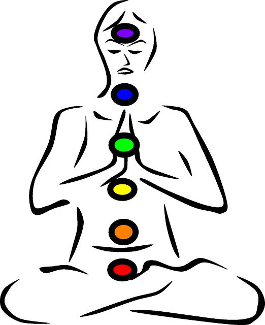 Blokkering van de 7 chakra's