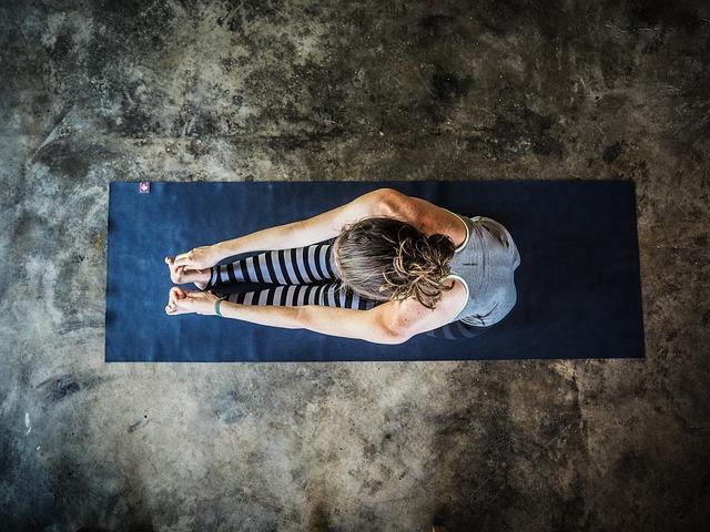 yoga tegen blokkade chakra
