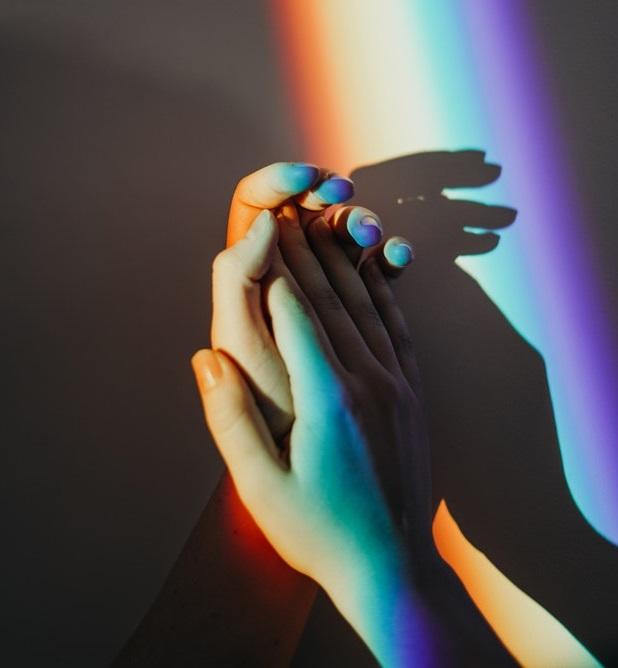 7 chakra kleuren