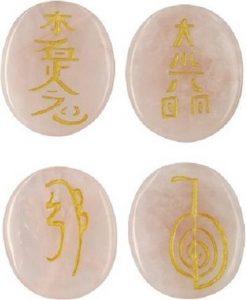 reiki symbolen stenen